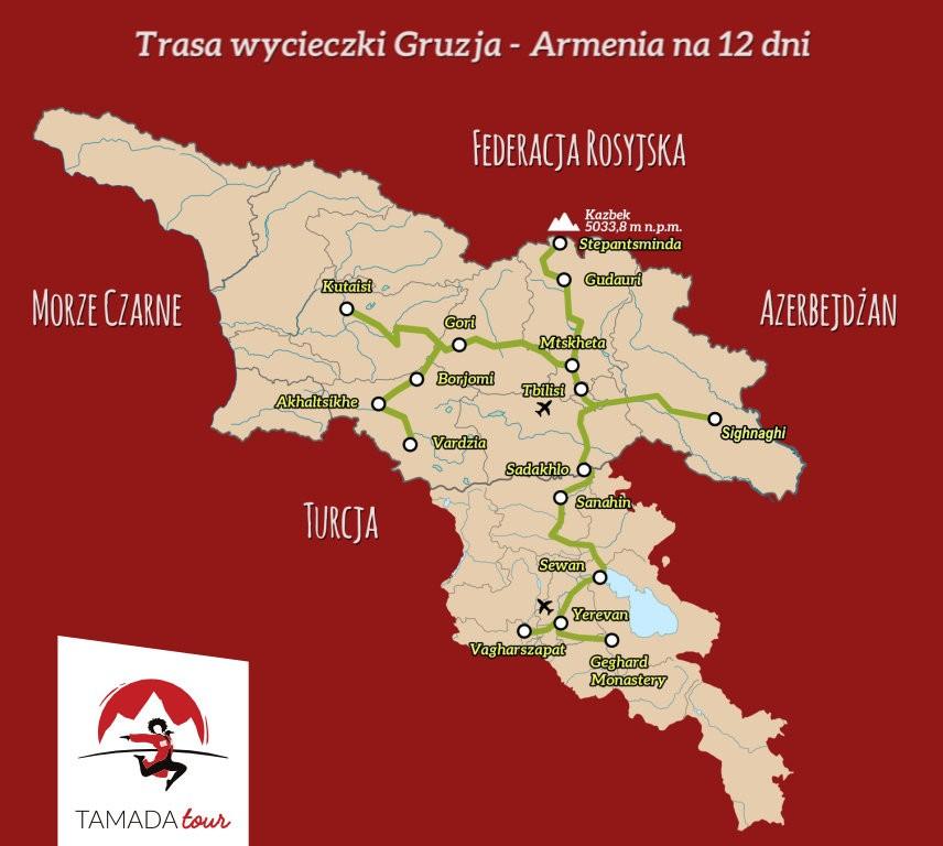 Gruzja-armenia-12-dni-wycieczka