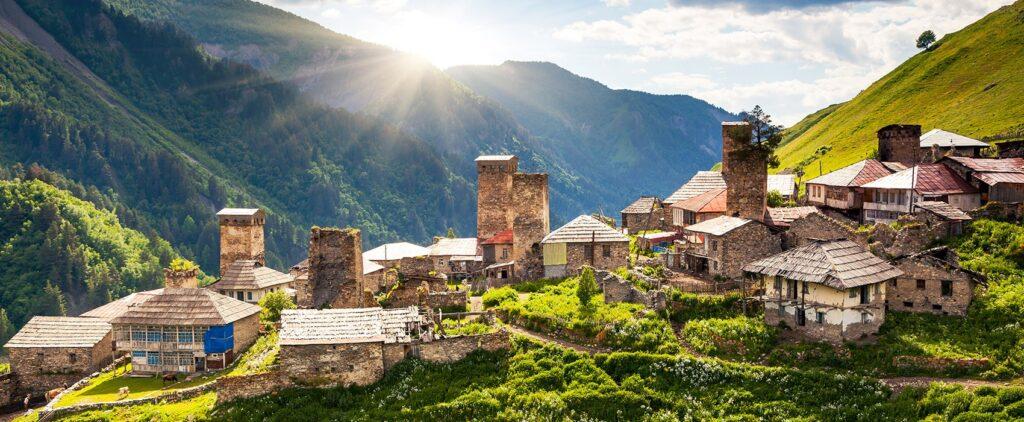 Gruzja-ze-Swanetia-wycieczka