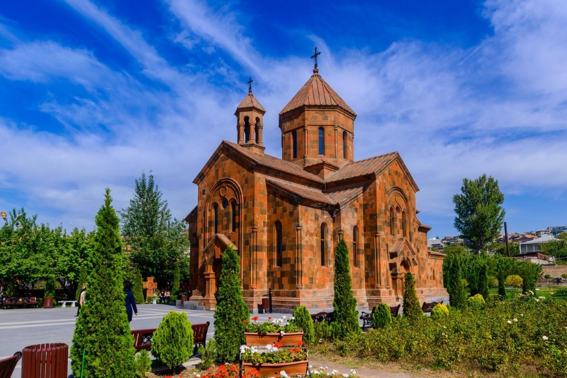 Co zobaczyć w Erywaniu?