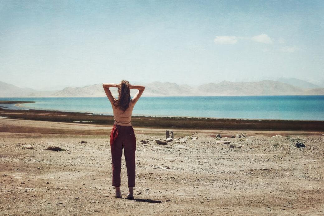 Jezioro-Kara-Kul-Tadzyskistan