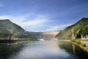 sajańsko szuszeńska elektrownia wodna rosja