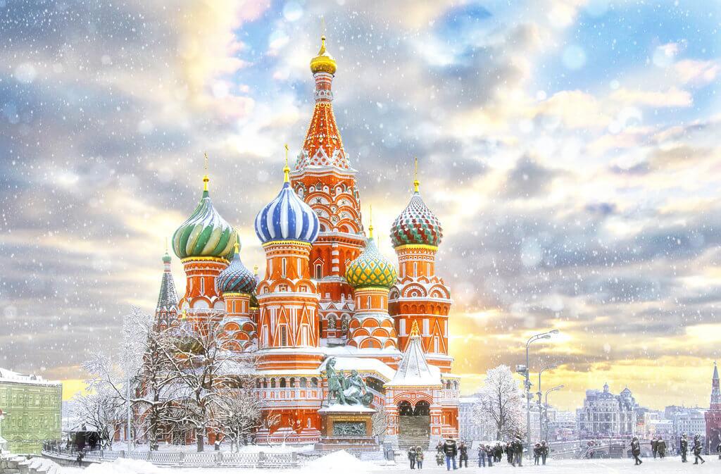 Moskwa-zima