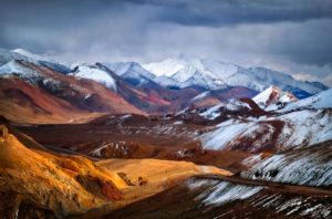 Pamir-gory-Tadzykistan