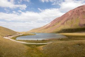 tulpar kol jezioro kirgistan