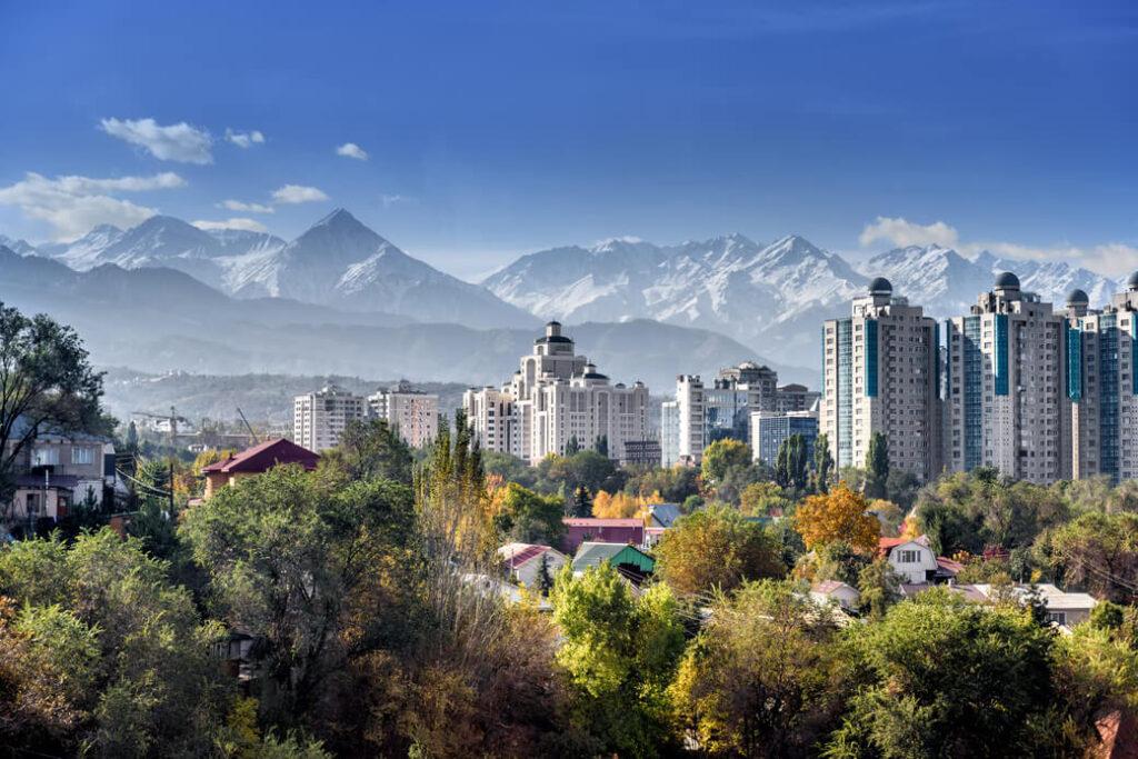Almaty-Kazachstan