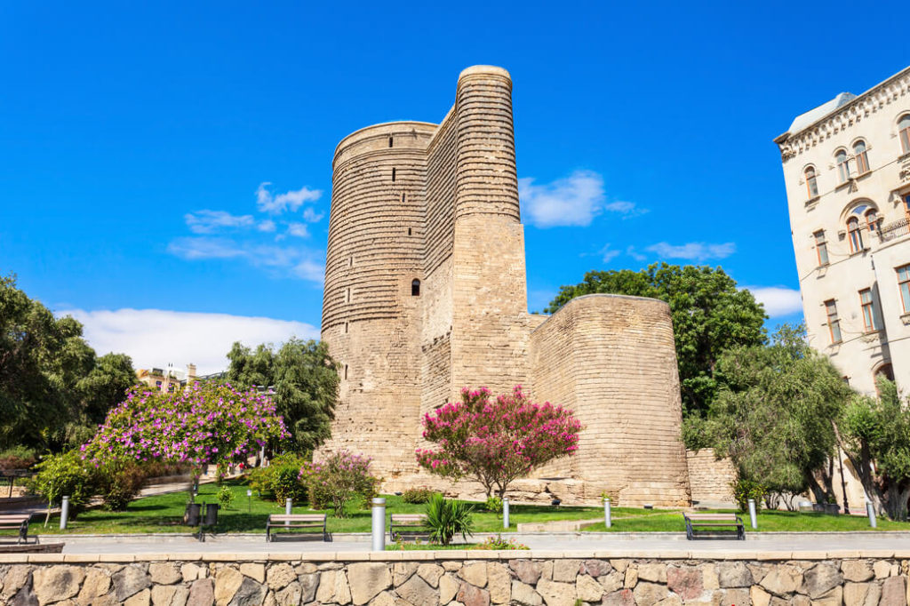 Baszta-Dziewicza-Baku