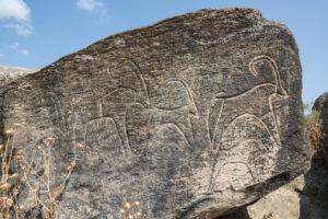 Gobustan-petroglify-Azerbejdzan