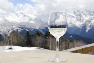 Gruzja-zima-wino-Kaukaz