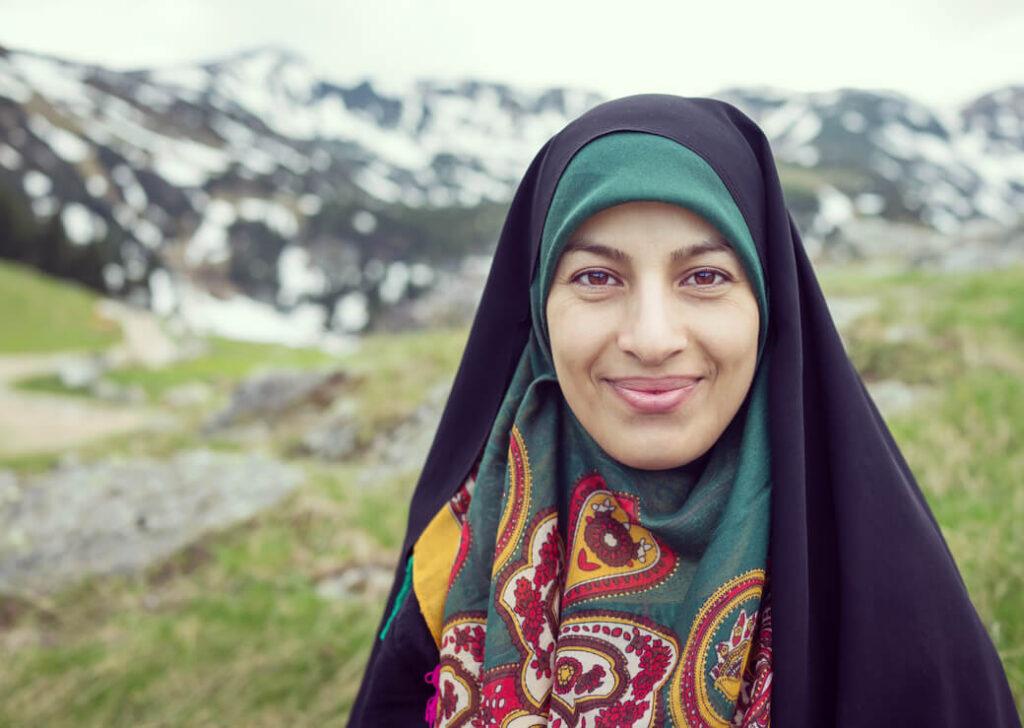 Iran-kobieta