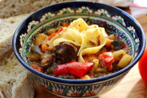 Jedzenie-Tadzykistan