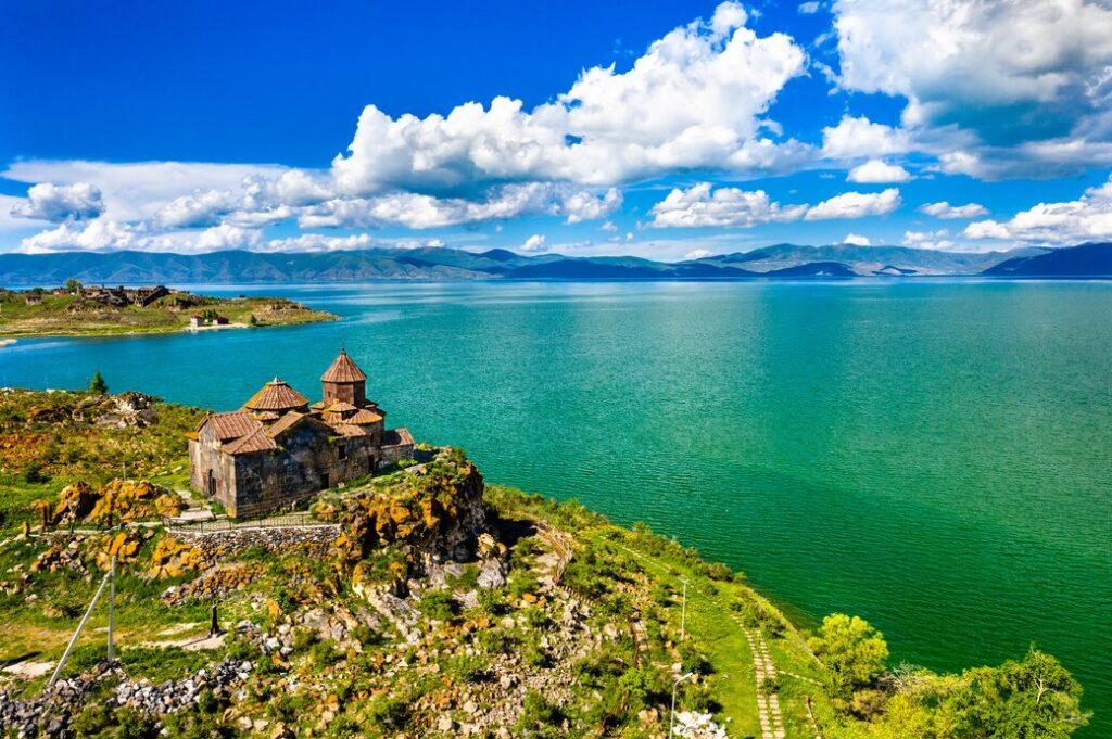 Jezioro-Sewan-Armenia