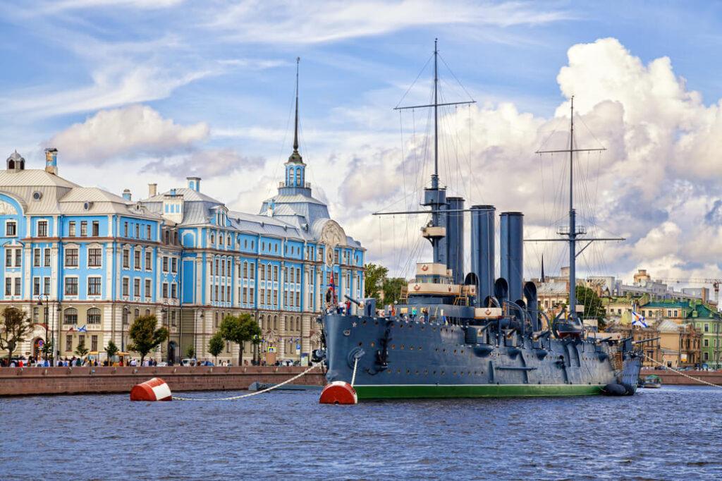 Krazownik-Aurora-Petersburg