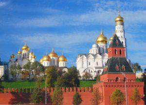 Kreml-dzwonnica-Iwana-Wielkiego-Moskwa-Rosja