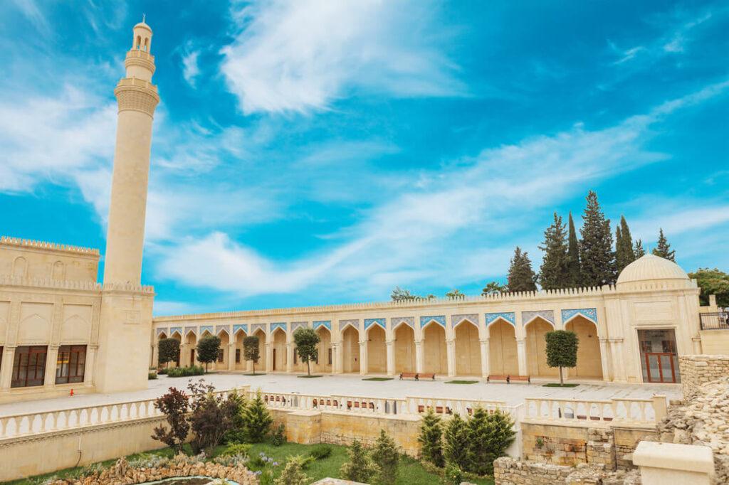 Meczet-Juma-Szemacha-Azerbejdzan
