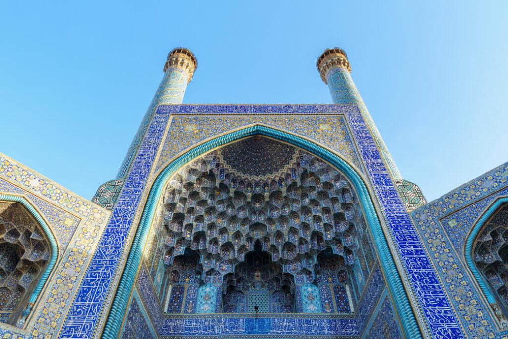 Szach-Imam-meczet-Isfahan