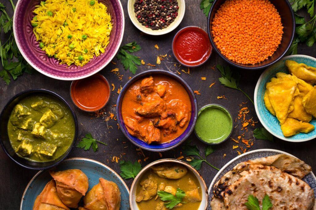 Jedzenie-kuchnia-Indie