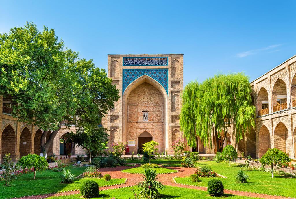 Medresa-kukeldash-taszkent-uzbekistan