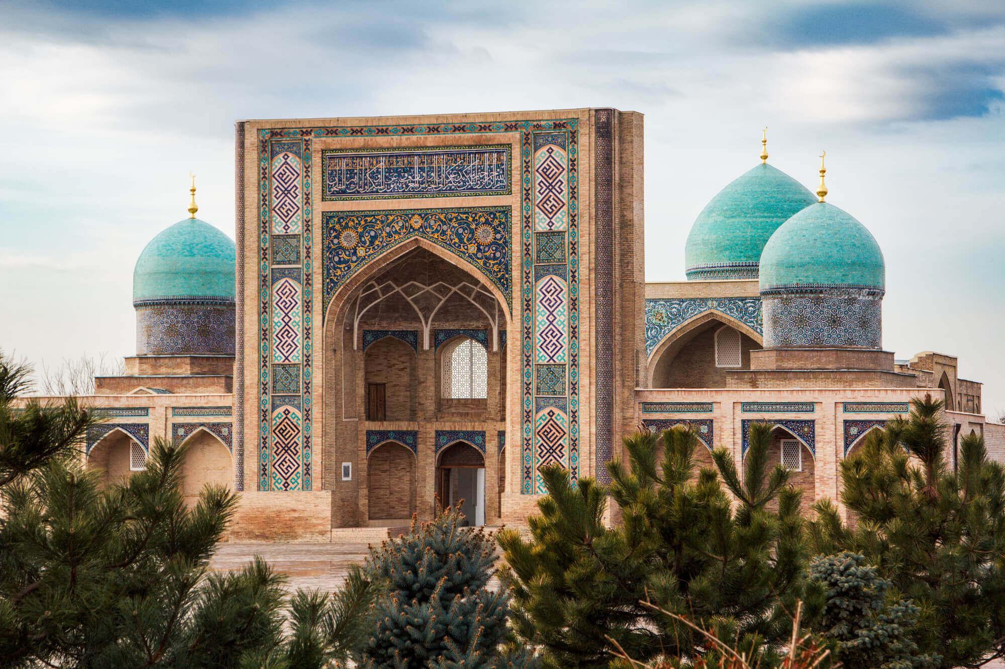 Taszkent-Uzbekistan-Hast-Imam