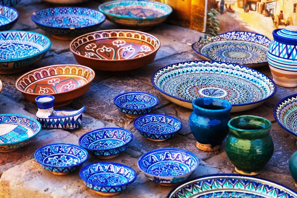 Ceramika-buchara-uzbekistan