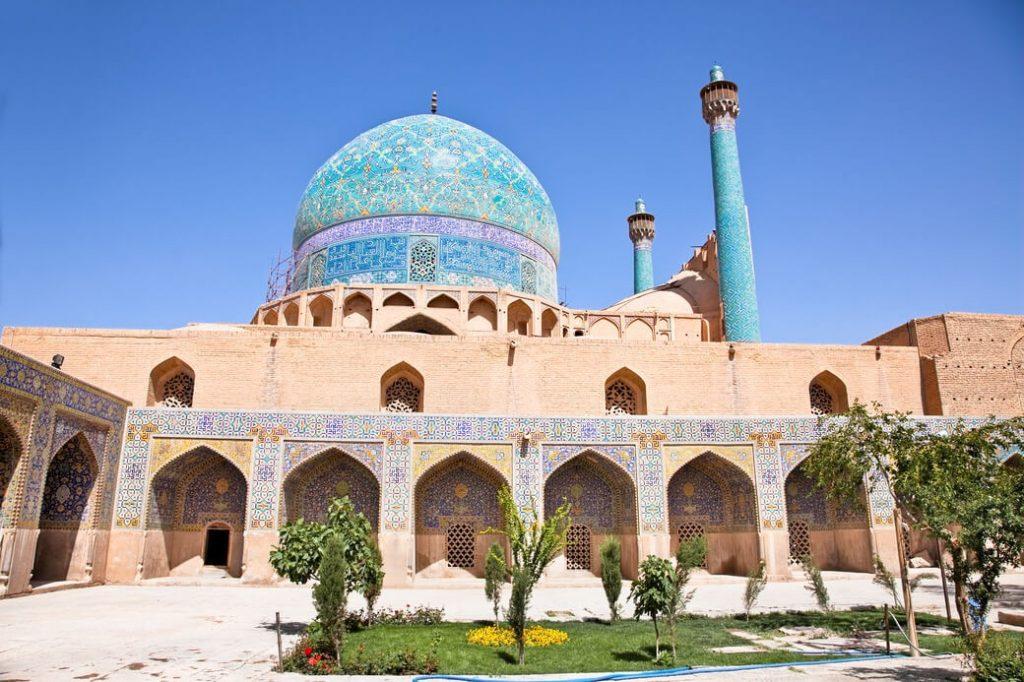 Isfahan-meczet-Iran