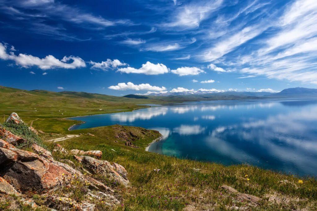 Jezioro-Song-Kul