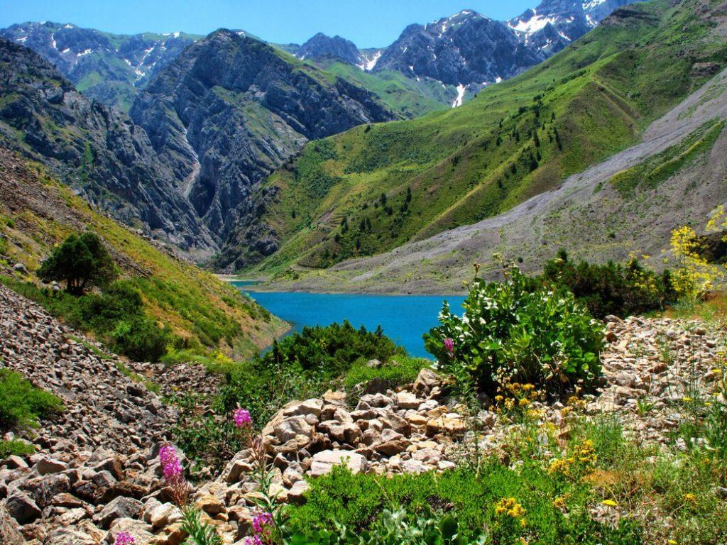 Zaamin-park-Narodowy-Gory-Uzbekistan
