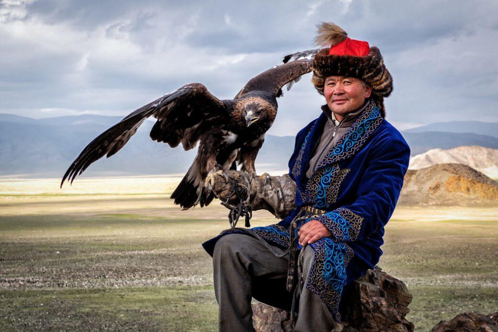 Polowanie-z-orlem-Kazachstan