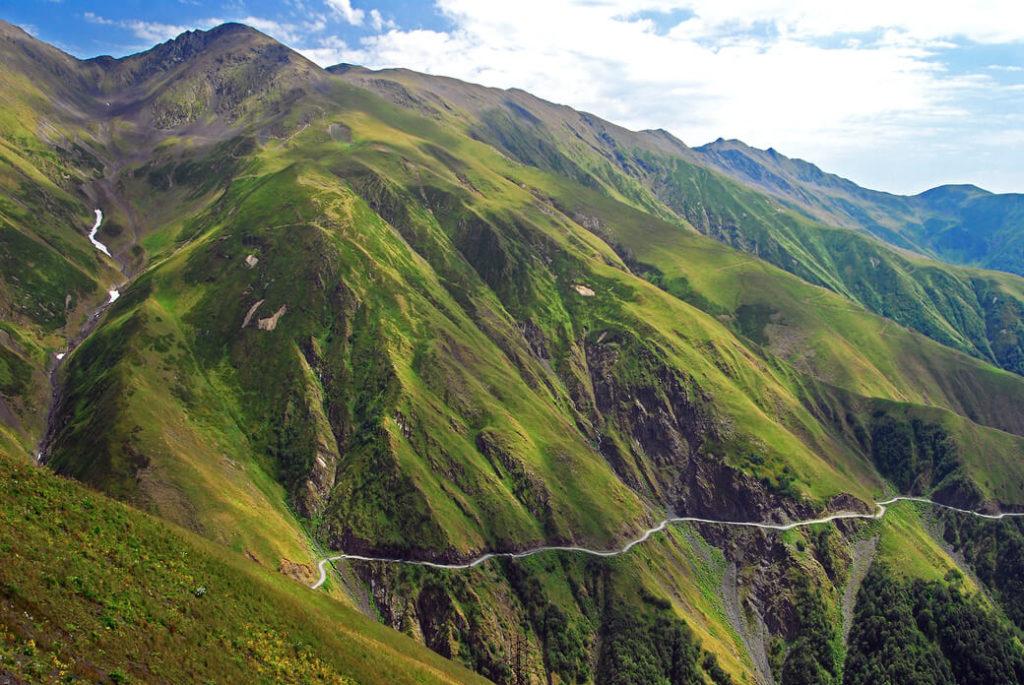 Droga-do-Omalo-Tuszetia