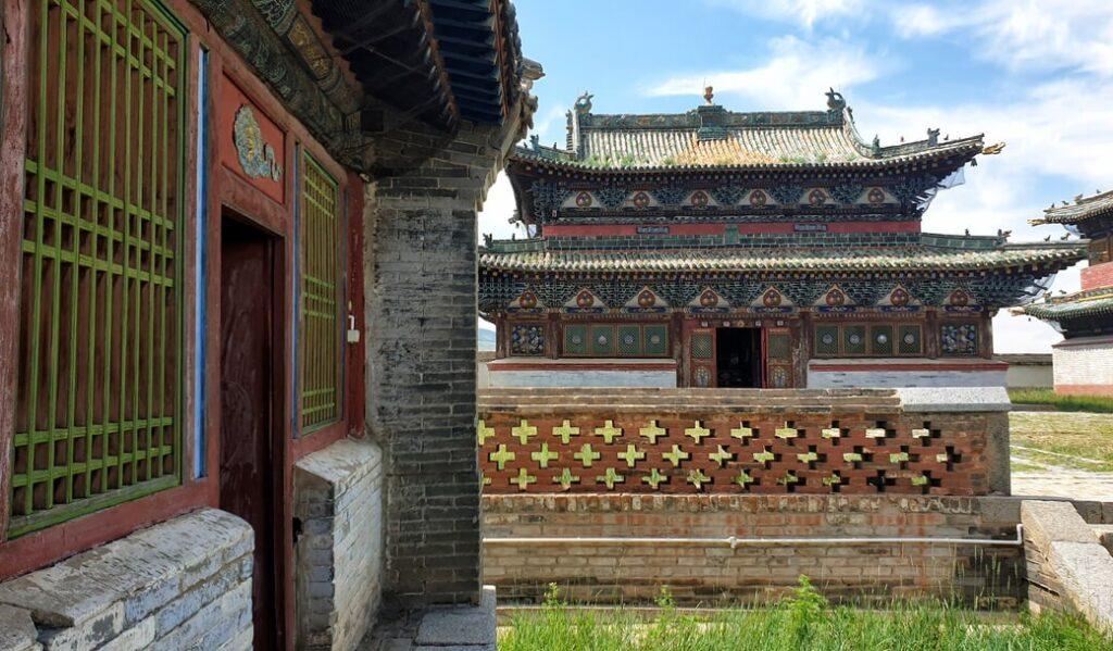 klasztor erden zuu karakorum mongolia