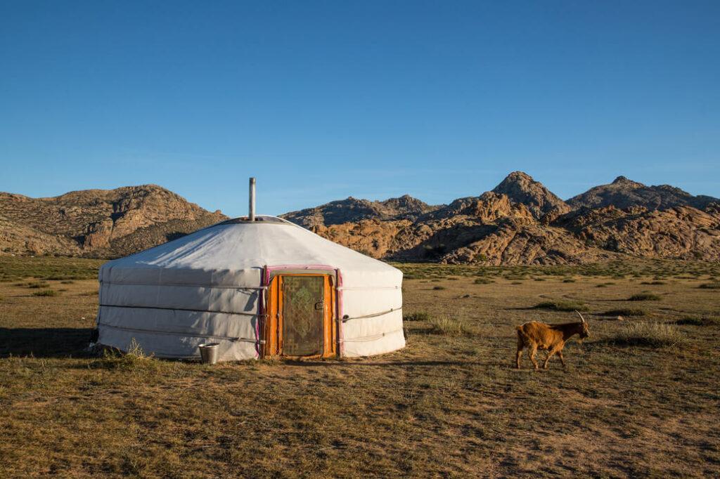 park narodowy chogno chan mongolia