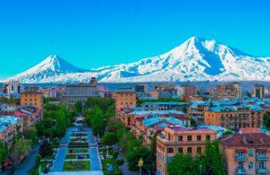 Armenia po sezonie 7 dni