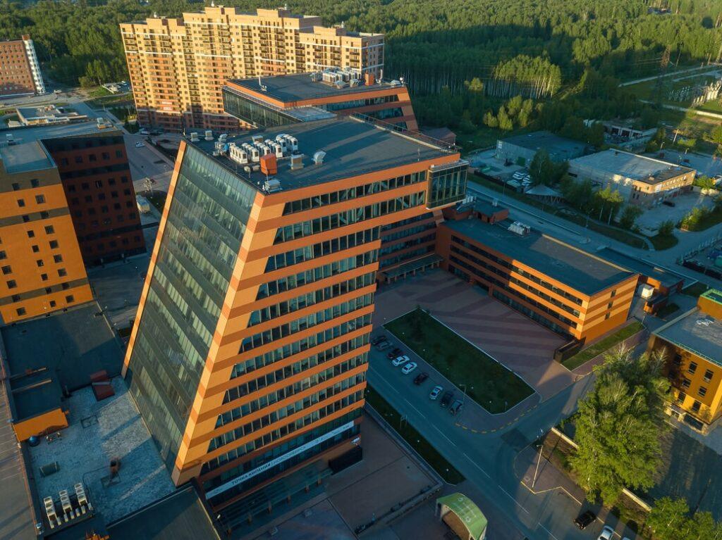 akademgorodok nowosybirsk rosja