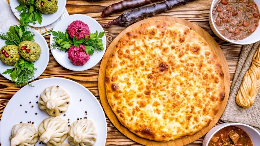 jedzenie Gruzja