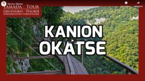 kanion okatse gruzja