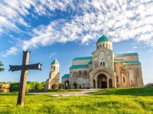 katedra bagrati kutaisi gruzja
