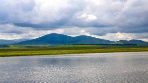 jezioro parawani gruzja