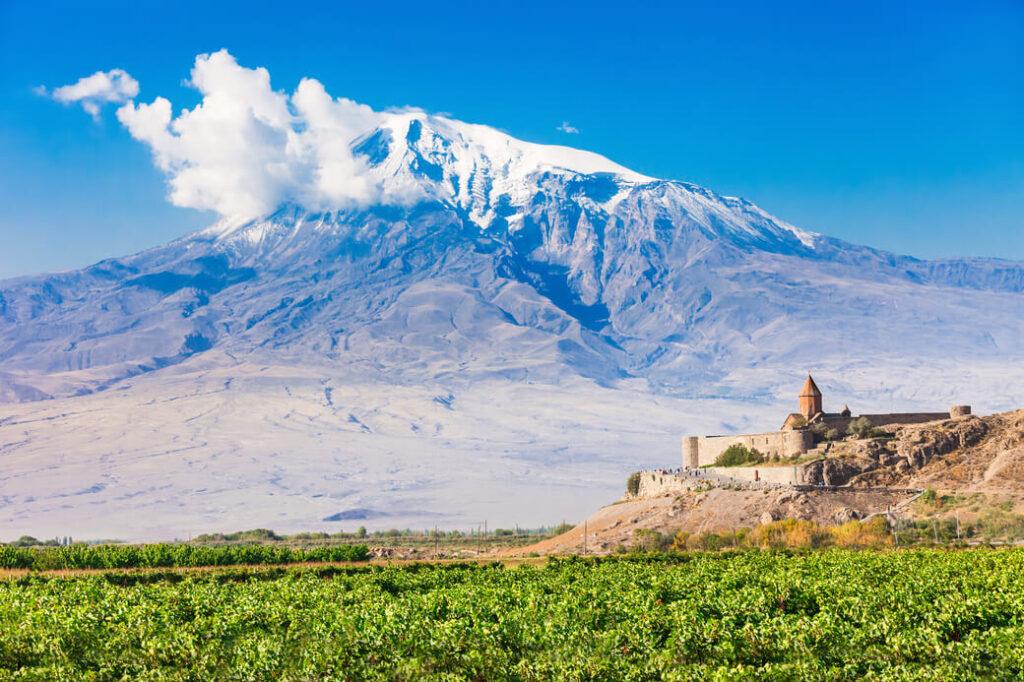 chor wirap armenia ararat